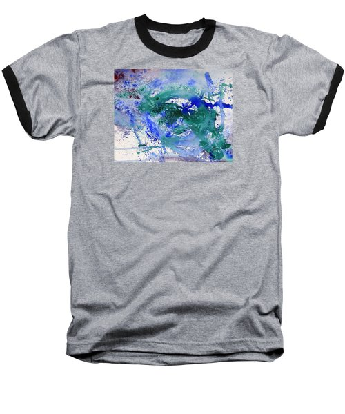 Entropy Baseball T-Shirt