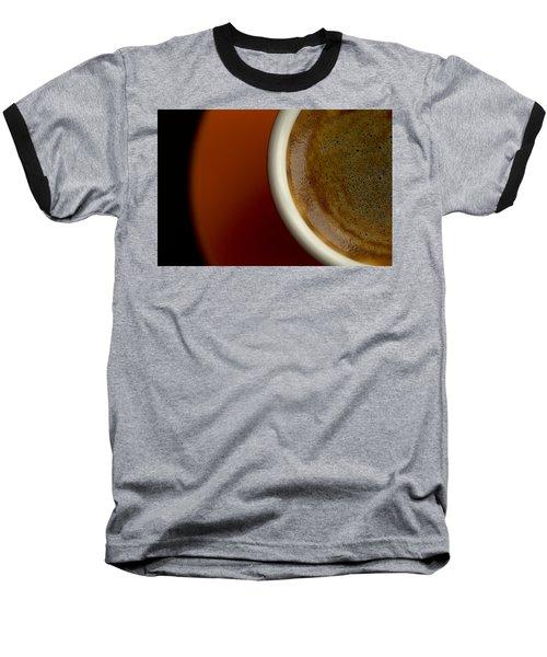 Espresso Baseball T-Shirt by Chevy Fleet