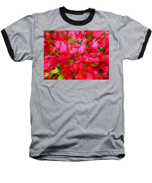 Explosion Of Spring Baseball T-Shirt