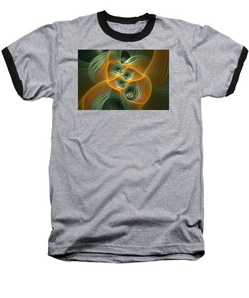 Eyes Of Sarawak Baseball T-Shirt