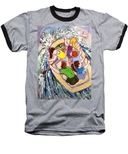 Family Vacation Baseball T-Shirt