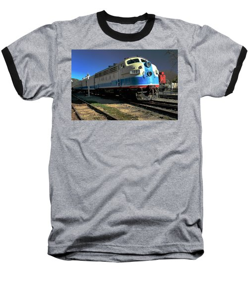 Baseball T-Shirt featuring the photograph Fillmore 100 by Michael Gordon