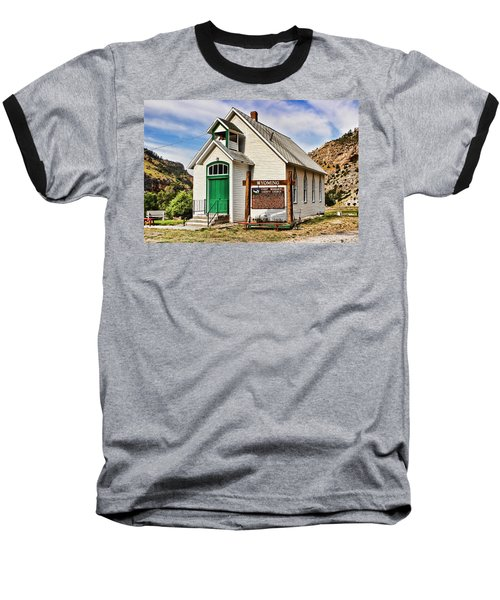 First Washakie County Church Baseball T-Shirt
