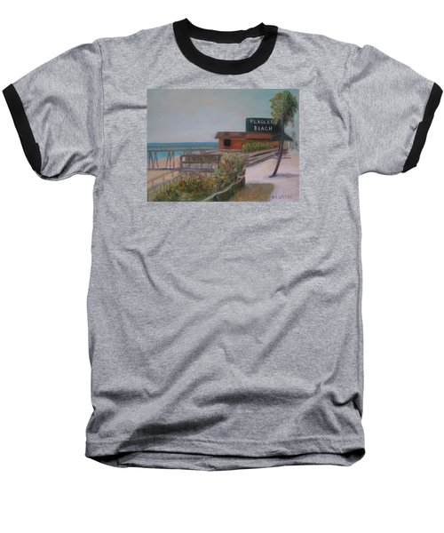 Flagler Beach Baseball T-Shirt