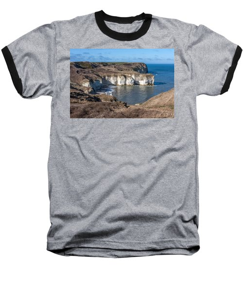 Flamborough Head Baseball T-Shirt