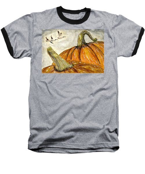 Flying South Baseball T-Shirt