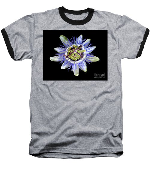 Baseball T-Shirt featuring the photograph Fly's Passion by Jennie Breeze