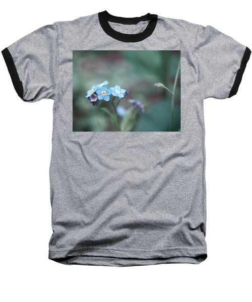 Forget Me Not Baseball T-Shirt