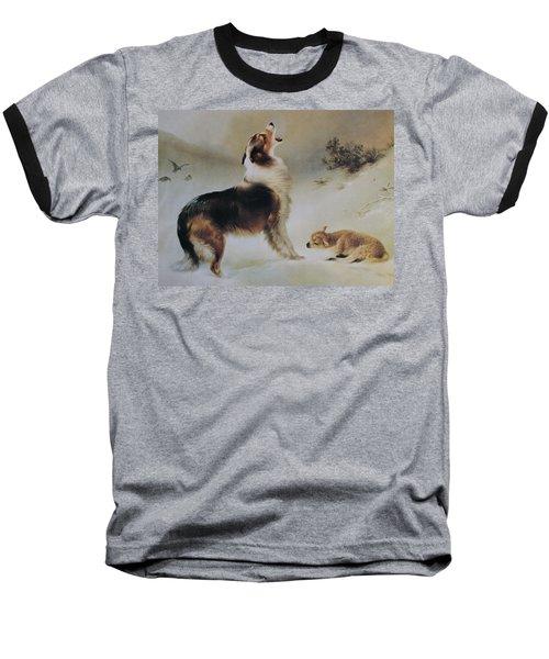 Found Baseball T-Shirt by Albrecht Schenck
