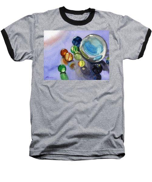 Found My Marbles Baseball T-Shirt