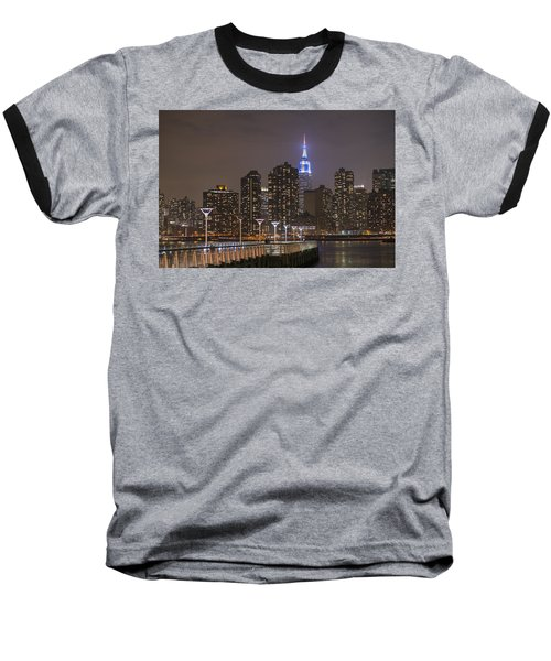 Gantry Nights Baseball T-Shirt