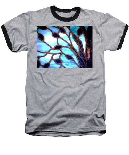 Gettysburg College Chapel Window Baseball T-Shirt