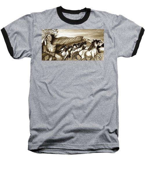 Gift Of The Pinto Baseball T-Shirt