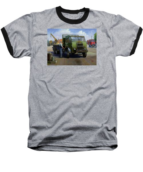 Gpo Foden Baseball T-Shirt by Mike  Jeffries