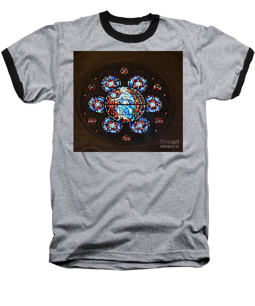 Grace Cathedral Baseball T-Shirt