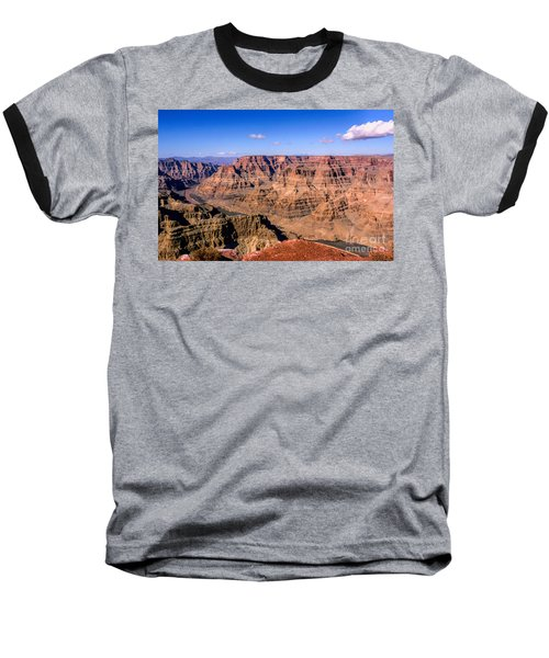 Grand Canyon Baseball T-Shirt by Lynn Bolt