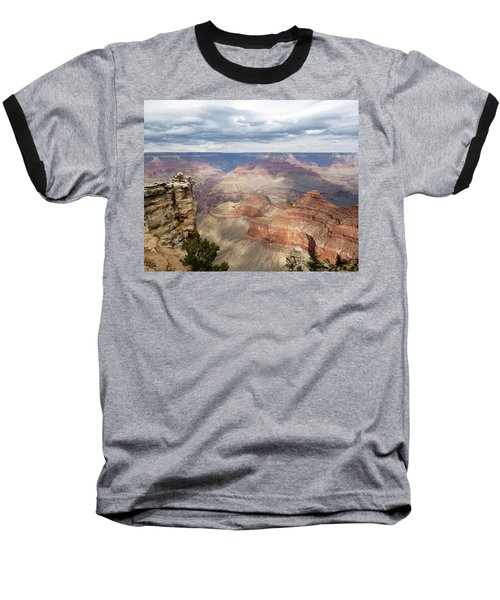 Grand Canyon National Park Baseball T-Shirt