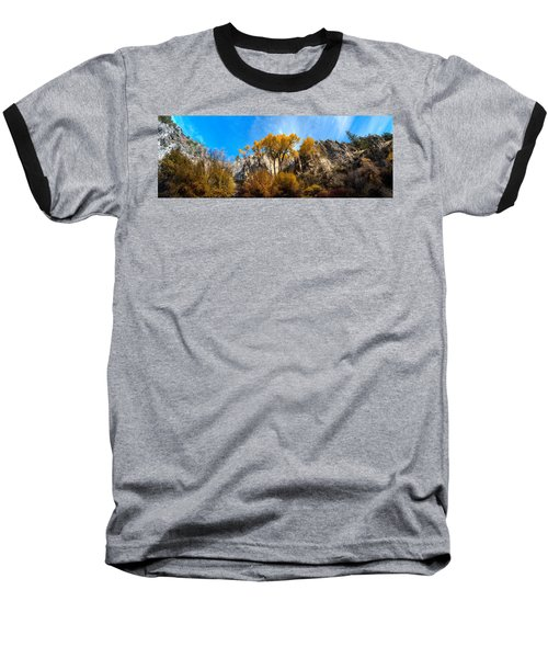 Baseball T-Shirt featuring the photograph Guardians by David Andersen