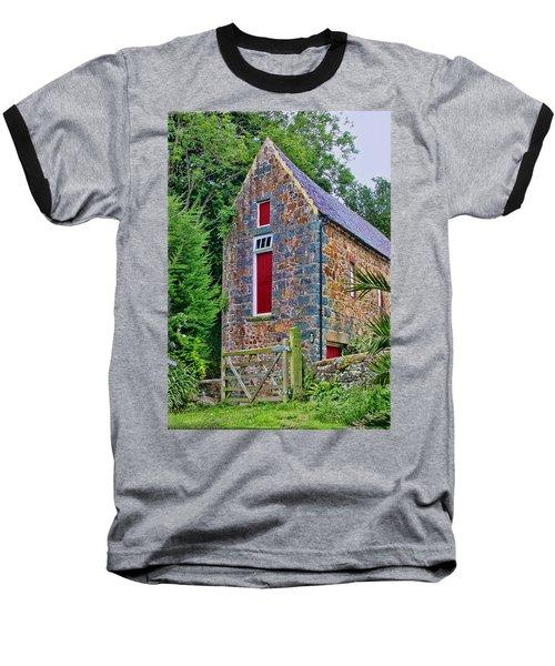 Guernsey Barn Baseball T-Shirt