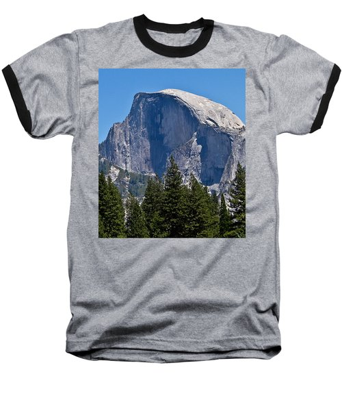 Baseball T-Shirt featuring the photograph Half Dome by Brian Williamson