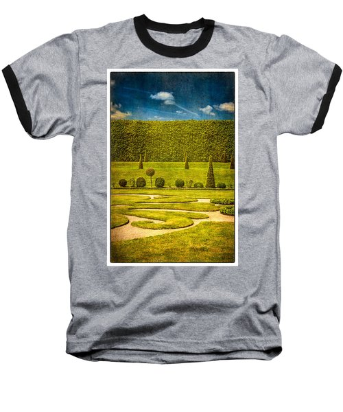 Hampton Court 'the Privy Garden Baseball T-Shirt