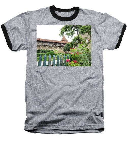Harburg Castle Baseball T-Shirt