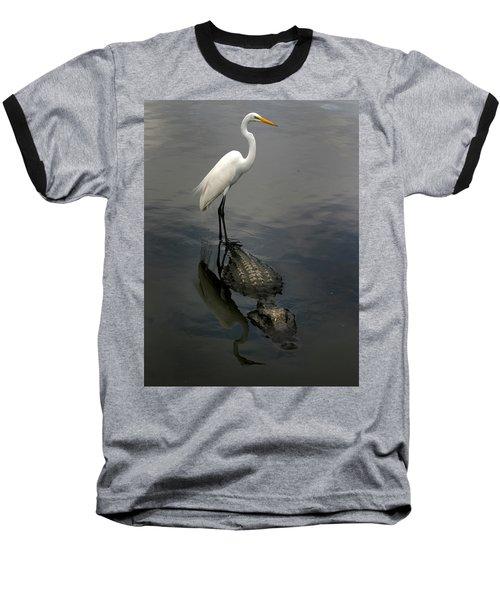 Hitch Hiker Baseball T-Shirt