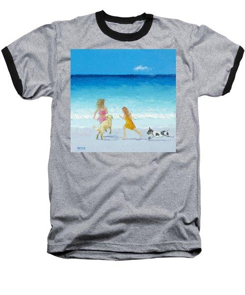 Holiday Fun Baseball T-Shirt