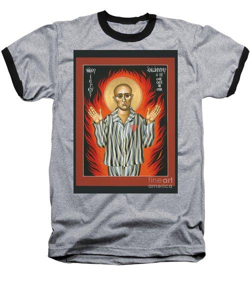 Holy Priest Anonymous One Of Sachsenhausen 013 Baseball T-Shirt