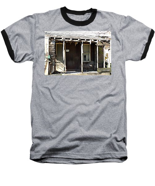 Home Baseball T-Shirt by Joseph Yarbrough