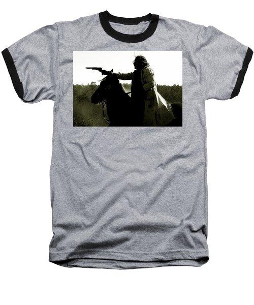 Horse And Rider Baseball T-Shirt