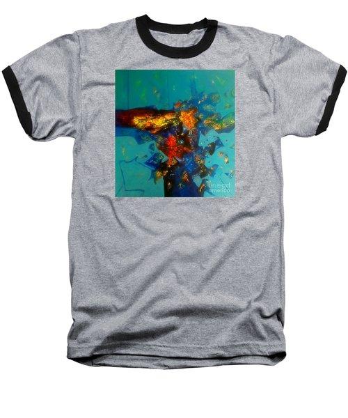 Sold Out Baseball T-Shirt by Sanjay Punekar