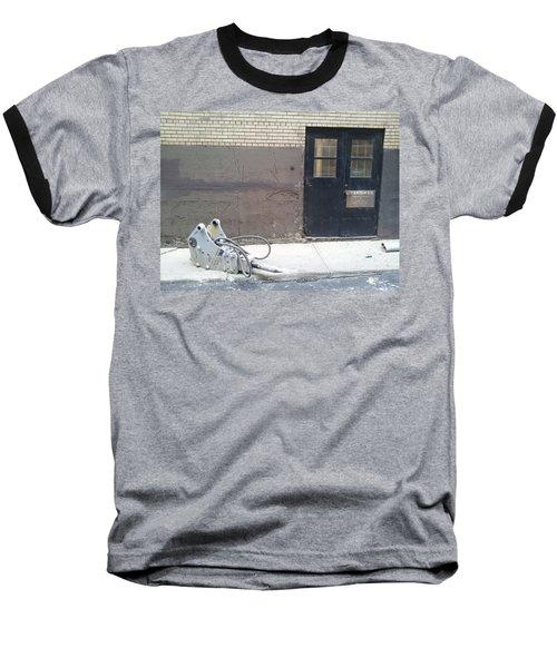 Jackhammer Baseball T-Shirt