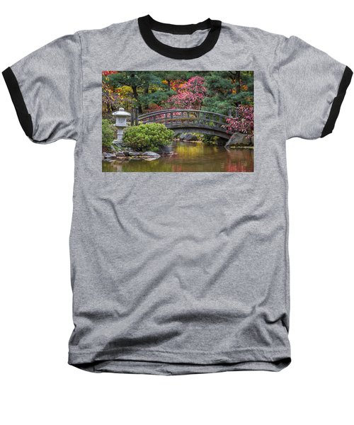 Japanese Bridge Baseball T-Shirt