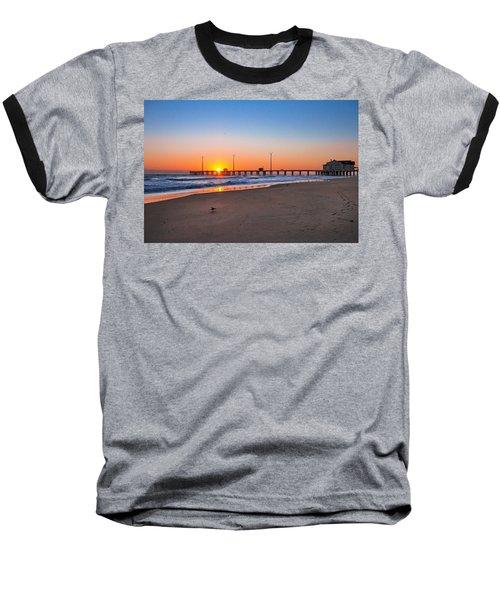 Jennettes Pier Baseball T-Shirt