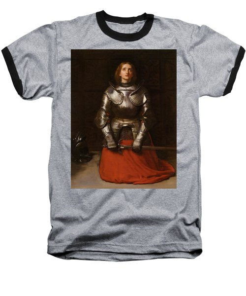 Joan Of Arc  Baseball T-Shirt