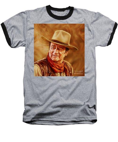 John Wayne Baseball T-Shirt
