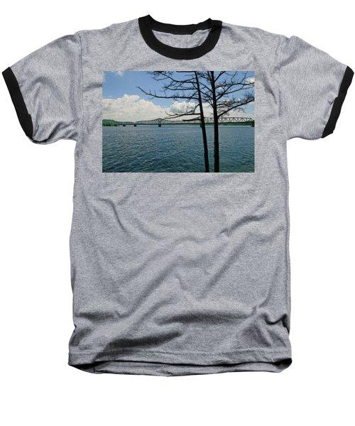 Kimberling City Bridge Baseball T-Shirt