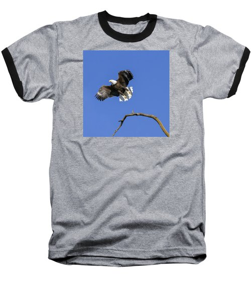 King Of The Sky 4 Baseball T-Shirt