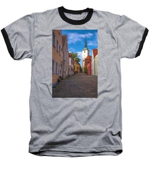 Klostergasse Vilseck Baseball T-Shirt