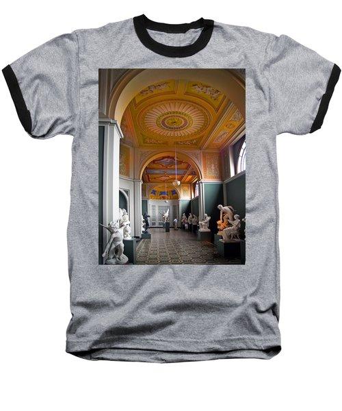 Kopenhavn Carlsberg Glyptotek 08 Baseball T-Shirt
