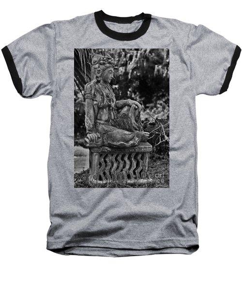 Kwan Yin Baseball T-Shirt