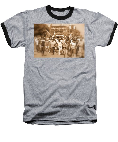 Labor Day Parade Baseball T-Shirt