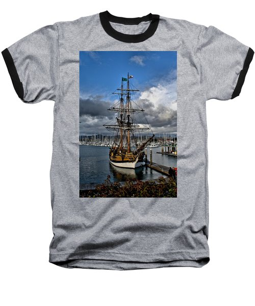 Baseball T-Shirt featuring the photograph Lady Washington by Michael Gordon