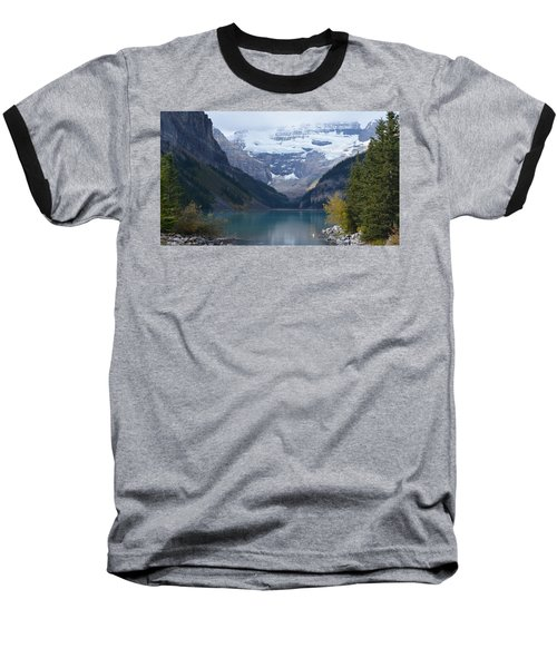 Lake Louise In Fall Baseball T-Shirt