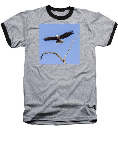 Landing Approach 1 Baseball T-Shirt