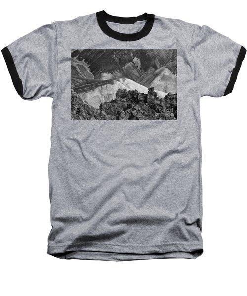 Baseball T-Shirt featuring the photograph Landmannalaugar Iceland 4 by Rudi Prott