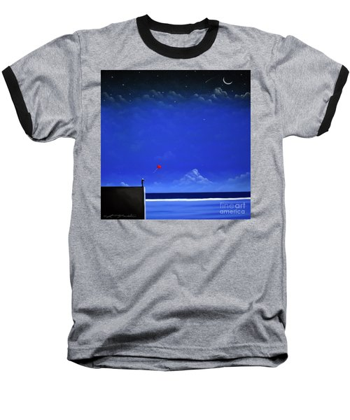 Letting Go Baseball T-Shirt