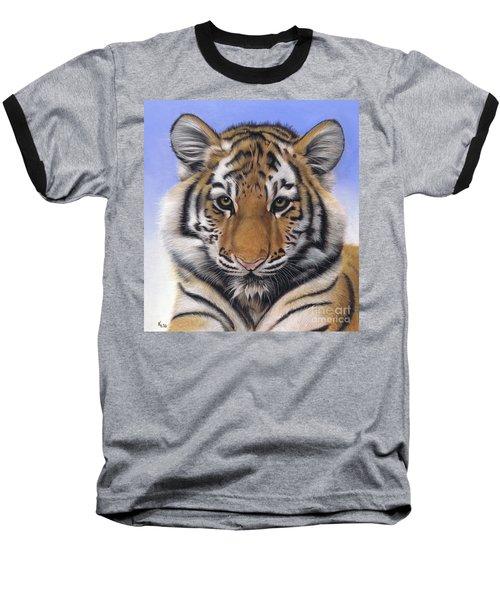 Little Big Cat Baseball T-Shirt