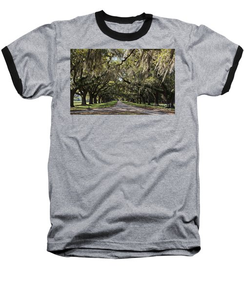 Live Oaks Baseball T-Shirt